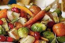 Food: Thanksgiving Recipes