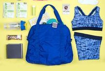 Gym Apparel & Accessories / Who said you can't look good during a workout? Here are some of our favorite Vitamin Shoppe looks from Tommie Copper and other gym fashions to help you feel good and sweat happy when it's time to work out.  As well as, watches, bags, and other accessories. / by The Vitamin Shoppe