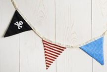 Children's Bunting. / Bunting for your child's room.