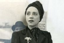 Elsa Schiaparelli / Learn with #1stclasspatterns industry experts: Fashion Design, Pattern Cutting, Fashion Draping & Sewing Techniques. From the table to YOUR catwalk! http://www.1stclasspatterns.com