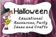 Halloween / Who DOESN'T love Halloween?!