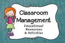 """Behavior and Classroom Management / Behavior and Classroom Management resources that are great for the beginning of the year or any time your classroom needs a """"behavior boost!"""""""