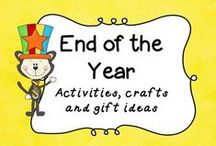 End of the Year / End of the Year activities and projects for your class
