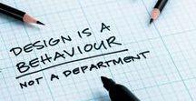 CREATIVITY / design thinking / problem-solving / design-driven innovations | design + biz + tech = magic | design process | design as strategy | service design | UX | CX | storytelling, marketing, branding & design | holistic yet concrete
