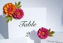 Paper Crafting: Paper Flowers / Handmade Paper Flowers