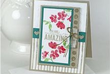 Stampin Up: 2015 Occasions Catalog / Handmade Cards and Paper Projects created with items from the Stampin' Up! Occasions Catalog (2015)
