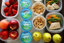 On the Go Meal Prep / Eating healthy can be tricky to stick to, but Vitamin Shoppe is here to help! A little planning ahead will ensure you're making healthy choices all week. Use our meal prep pins to stay on track!