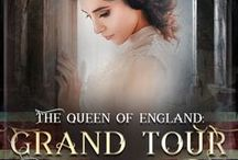 The Queen of England: Grand Tour / Queen Juliette returns in the second novel of this exciting trilogy to travel abroad.  With unplanned stops, multiple airship battles, and some unexpected challenges, this overseas trip is anything but easy for this young monarch.  An exciting conclusion back in London and other revelations change everything Juliette thought she knew.   Now available on Amazon: https://www.amazon.com/gp/product/B07D286RHS/ref=series_dp_rw_ca_2