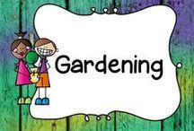 Gardening / Ideas for my garden and container gardening