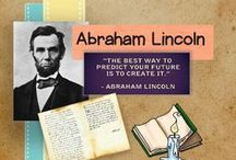 Abraham Lincoln / Everything Lincoln!