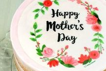 Mother's Day by Lucks / Celebrate Mom with these decorating ideas by Lucks.