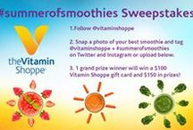 Contests! / by The Vitamin Shoppe