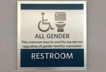 Gender-Neutral Restrooms