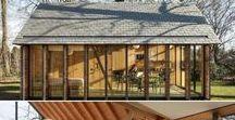 ARCHITECTURE & eco houses