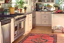 Kitchen / by Caroline Carter
