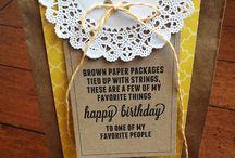 Gift ideas / by Debbie Fehr