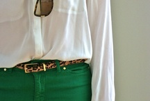 That AΣT Has Got Style... / ...in her Emerald Green and Gold.
