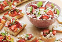 Appetizers  and Snacks / by Debbie Fehr
