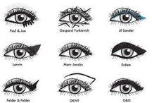 Makeup Goals / Eyes, Lips, Hair, Nails.