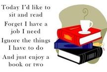 Reading..... / by Jan Evett