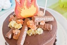 cakes! / by Kelley Cunningham
