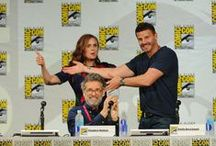 Bones at Comic-Con / by BONES on FOX