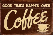 COFFEE / by Jan Evett