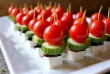 Let's Party Food! / Delicious appetizers and other recipes that are perfect for your next party.