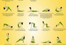 YOGA and Exercise that I might actually do... / by Jan Evett