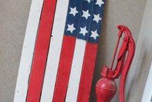 God Bless America! / by Debbie Fehr