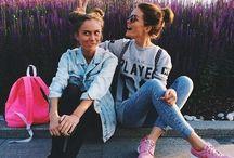 best friends / by Aubrey Swigert