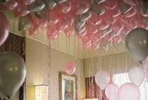How to throw a shindig  / Tips, ideas & decorations for parties & events!