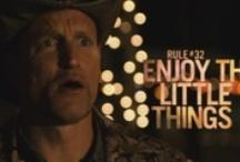 Rule 32: Enjoy the little things
