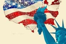 liberty enlightening the world / by Carmen Teresa