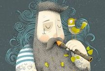 illustration / by Maryam Pirshahid