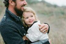 amor de pai / pais + filhos ♥