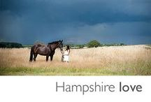 Hampshire Love / Rural Hampshire - the perfect place for #photography training.