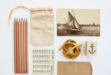 things organized neatly / Collections of things