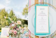 Inspired | Wedding Decor / Get inspired! Wedding day decor photos.  / by Melissa Durham {Photographer}
