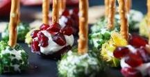 Fingerfood / Fingerfood, Snacks, Kleinigkeiten