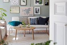 home / green walls