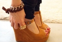 Shoes / by Cindy
