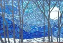 Mosaic stuff / Ideas for future projects and just some mosaic things that I love. / by Martha Upjohn