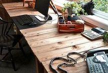 Workspace / by Nina Haraguchi