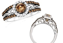 The Fashion of Bridal / Thanks to our fans for opening our eyes to the fact that so many of you have used the unique Le Vian designs for your engagement and anniversary rings. We hope to continue to bring beautiful things into your life with Accidental Bridal™ and Chocolate Weddings™.