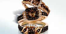 Chocolate Diamonds® / Le Vian is sweet on diamonds, in particularly, natural fancy color brown diamonds, in the C4 to C7 range, known around the world as Chocolate Diamonds® exclusively by Le Vian®.  We love all things chocolate and in addition to our jewelry have pinned other chocolate favorites.