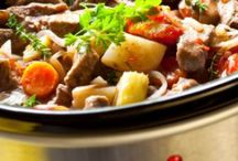 Crock Pot Recipes I want to try / by Cris Torchia