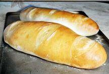 Bread and bread machine recipes / I love homemade breads!  I love store bought bread!  I love bread!!! / by Cris Torchia