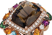 Crazy Collection® / Want to indulge yourself in multiple flavors? The Crazy Collection® from Le Vian® highlights multiple gemstone flavors and big, bold designs all in one piece.
