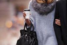 Fall & Winter Fashion / by Nina Haraguchi